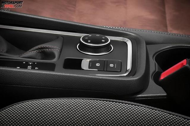 Seat Ateca 2017 Test Bilder Preis Kofferraumvolumen