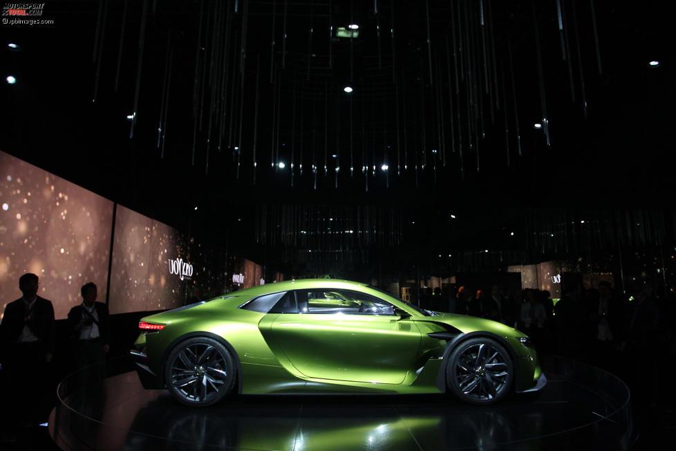 DS Etense 29-30.09.2016 Mondial de l'Automobile Paris, Paris Motorshow