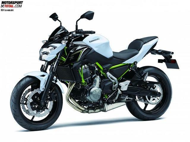 Kawasaki Z650 Löst Die Er 6n Ab Nachfolge Geregelt Die Zweite