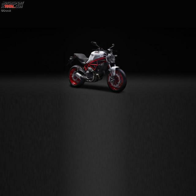 Ducati Monster 797 Kleine Monster Für Einsteiger