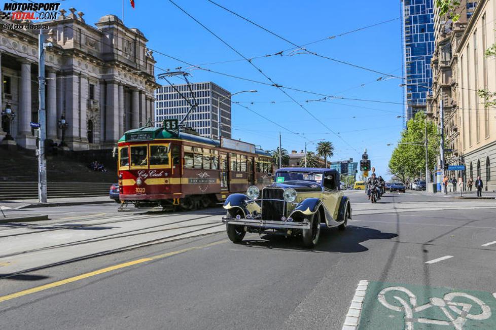 Motorclassica in Melbourne