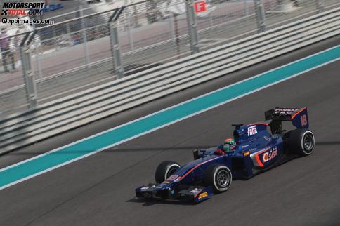 Letzte Ausfahrt Abu Dhabi: Carlin kehrt nicht mehr in die GP2-Serie zurück und verlässt die Serie nach sechs Jahren. Wir blicken auf die Erfolge und Rückschläge zurück.
