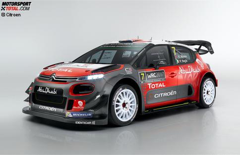 Der neue Citroen C3 WRC
