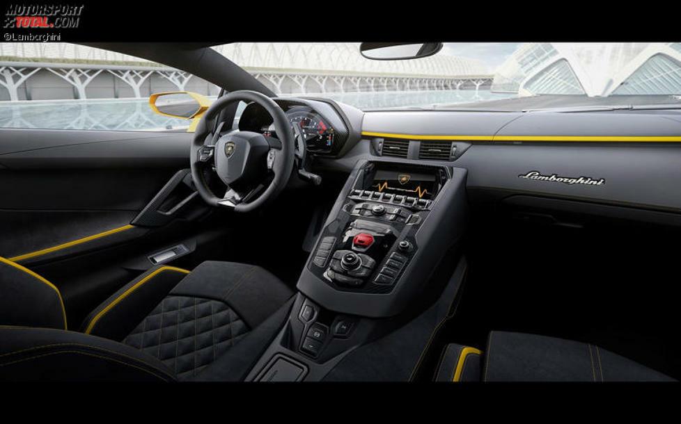 Fotos Lamborghini Aventador S 2017 Foto 1 15