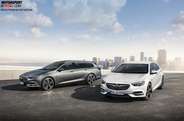 Opel Insignia Sports Tourer und Grand Sport