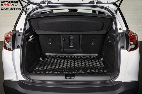 Kofferraum Opel Crossland X 2017