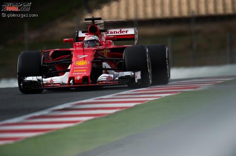 Formel 1: Räikkönen beendet Tests mit Bestzeit
