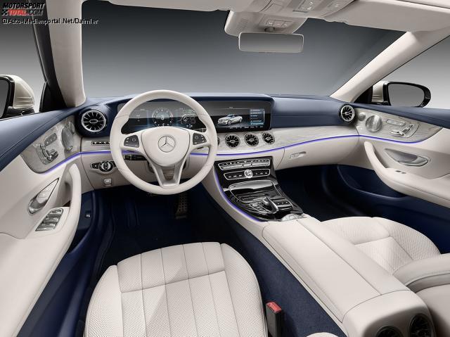 mercedes-benz e-klasse cabrio 2017: infos, technische daten, abmessungen