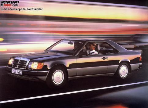 Mercedes-Benz Coupé der Baureihe 124C (1987)