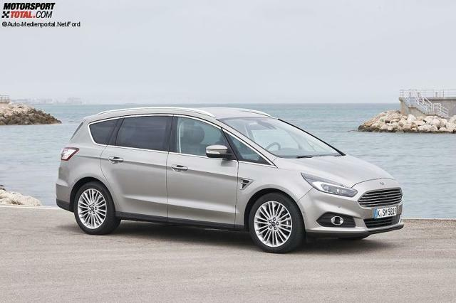 ford s max 2017 test bilder infos zu preis ma e kofferraum. Black Bedroom Furniture Sets. Home Design Ideas