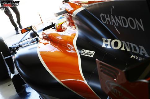 Zweites Formel-1-Training in Shanghai abgesagt