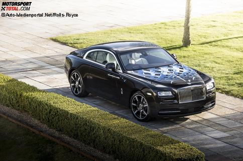 """Rolls-Royce Wraith Inspired by Music """"Tommy"""""""