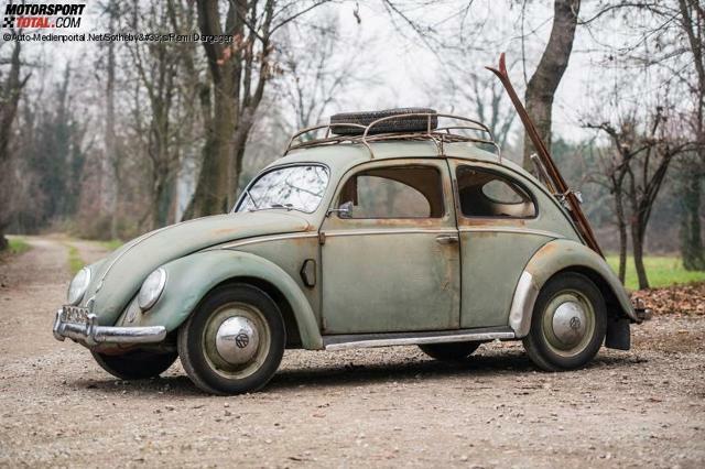 Oldtimer Auto ZuverläSsig Foto Vw Käfer