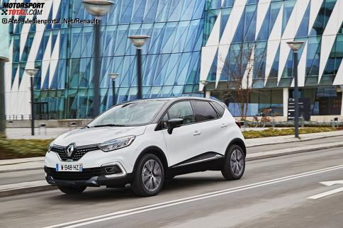 news renault captur facelift 2017 bilder infos zu preise mae motoren und weitere daten. Black Bedroom Furniture Sets. Home Design Ideas
