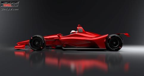 IndyCar-Aerokit 2018