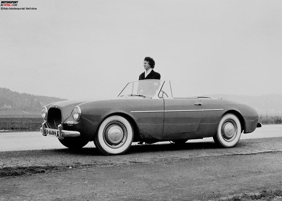 Volvo Sport P 1900, Prototyp (1954)