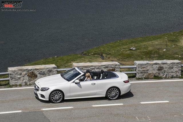 Mercedes Benz E 400 4matic Cabriolet
