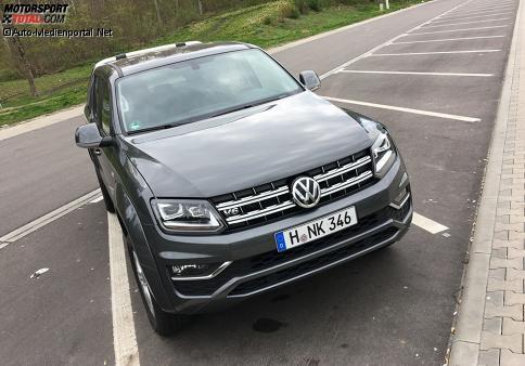 Volkswagen Amarok V6 4Motion 2017