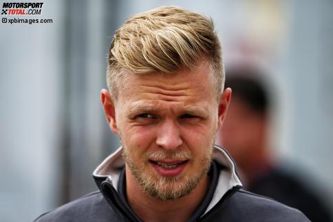 Wo hat Kevin Magnussen denn solche Ausdrücke gelernt? Jetzt durch die Highlights des Grand Prix von Ungarn klicken!