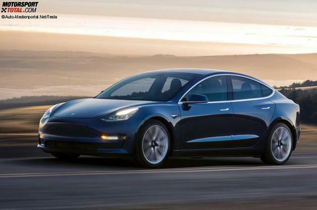 Tesla Model 3 2017: Bilder & Infos zu Preis, Reichweite, Daten