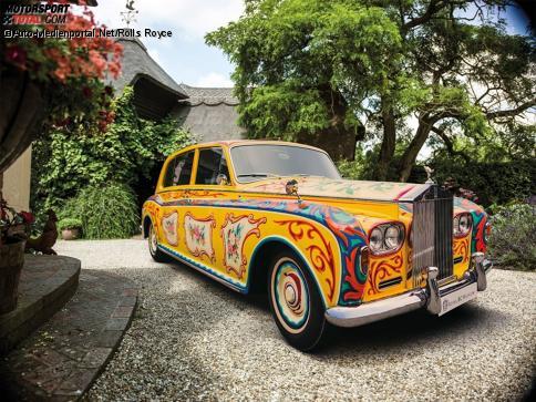 Rolls Royce Phantom V von 1965 aus dem Besitz von John Lennon