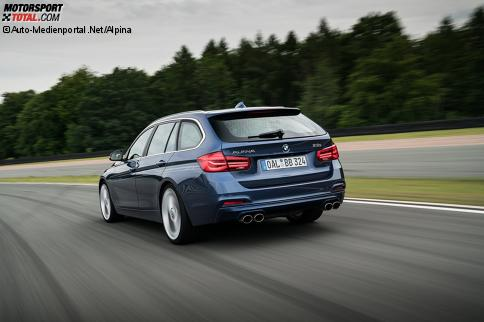 BMW Alpina B3 S Touring 2017