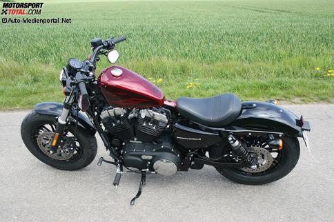 Harley-Davidson Sportster Forty-Eight 2017