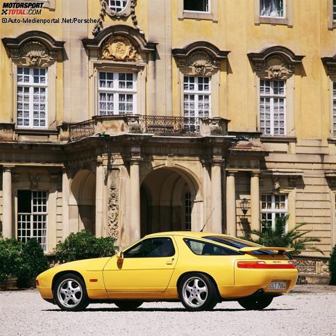 Porsche 928 GTS (1995)