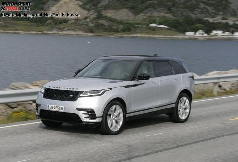news range rover velar preis abmessungen kofferraum. Black Bedroom Furniture Sets. Home Design Ideas