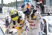 Timo Glock (RMG-BMW) und Marco Wittmann (RMG-BMW)