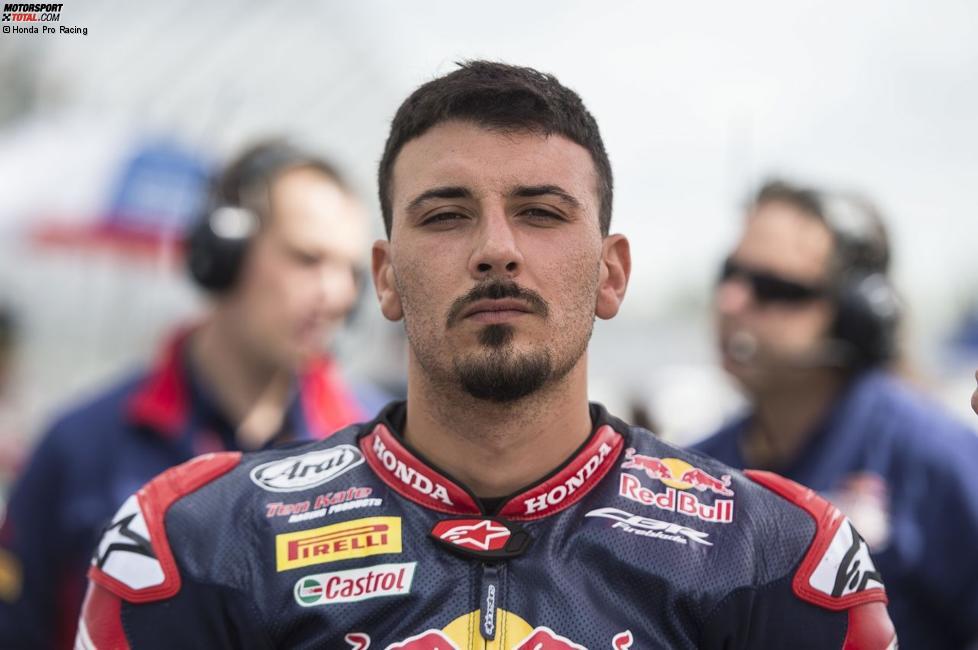Davide Giugliano (Honda)