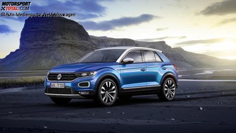 Volkswagen T-Roc 2017