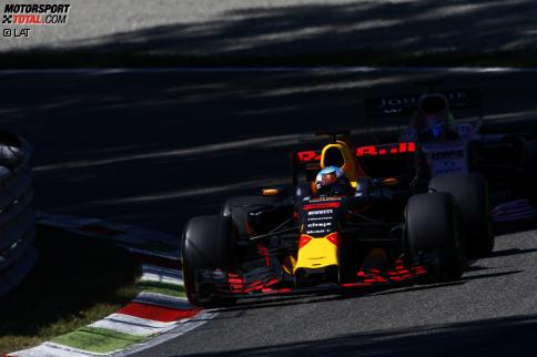 Daniel Ricciardo hat dem Rennen in Monza seinen Stempel aufgedrückt. Klicken Sie sich jetzt durch die 17 besten Fotos und Highlights des Grand Prix von Italien!