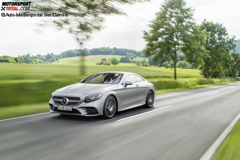 Mercedes-Benz S-Klasse Coupe 2018