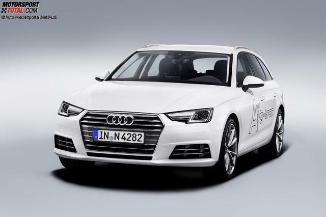 Audi A4 Avant A5 Sportback Jetzt Auch Mit Erdgasantrieb