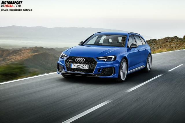 Audi Rs4 Avant 2018 Kaufen Infos Zu Preis Marktstart Motor