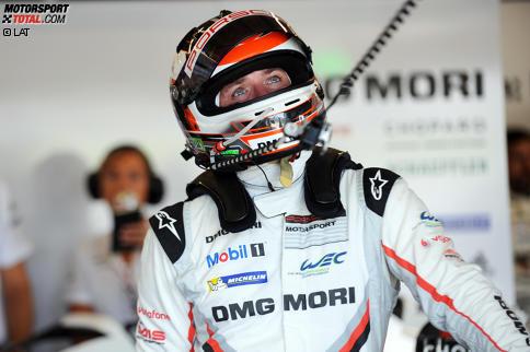 Nick Tandy (Porsche)
