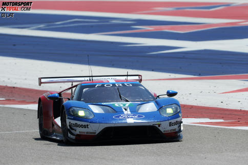 Andy Priaulx (Ford) und Harry Tincknell (Ford)