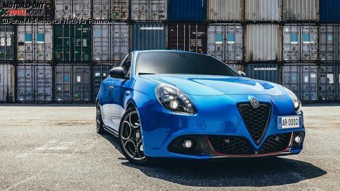 Alfa Romeo Giulietta Sport 2017