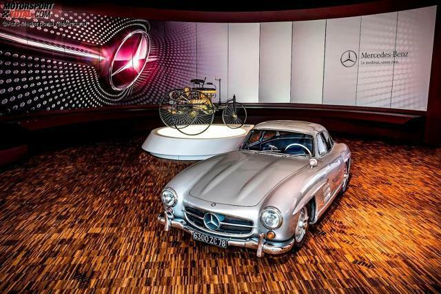 c1c51da073b060 Oldtimer-Auktion  Versteigerung seltener Mercedes in Paris