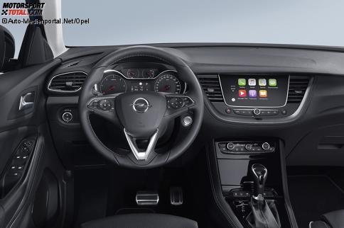 Opel Grandland X Innenraum und Cockpit