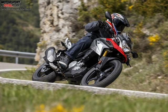 Bmw Motorrad Bringt G 310 Gs Infos Zu Preis Daten 2017