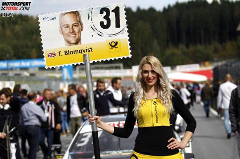 Tom Blomqvist (RBM-BMW)