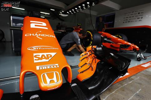 Stoffel Vandoorne (McLaren)
