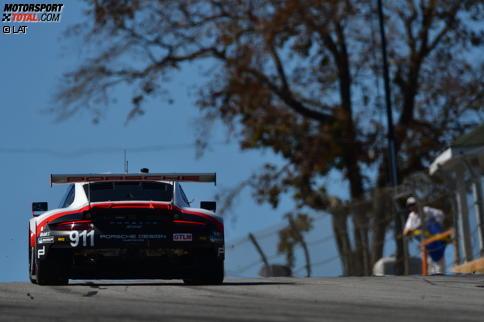 Patrick Pilet und Nick Tandy (Porsche)
