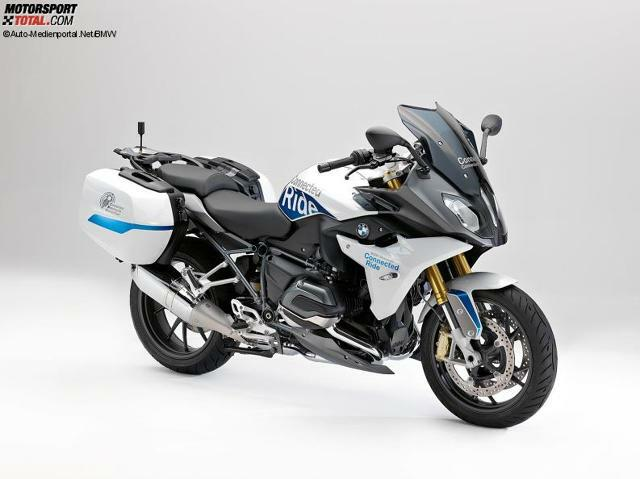 BMW R 1200 RS Connected Ride Prototyp