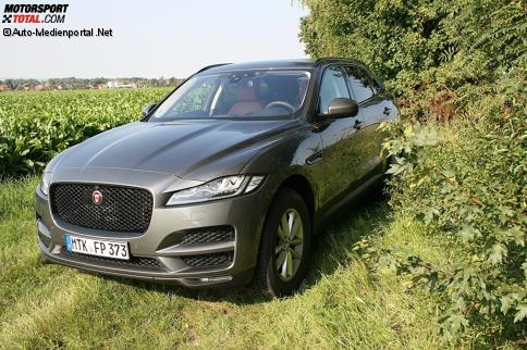 news jaguar f pace 30d awd test bilder preis daten. Black Bedroom Furniture Sets. Home Design Ideas