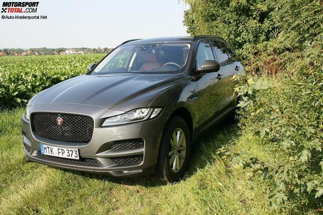 jaguar f pace 30d awd test bilder preis daten anh ngelast. Black Bedroom Furniture Sets. Home Design Ideas