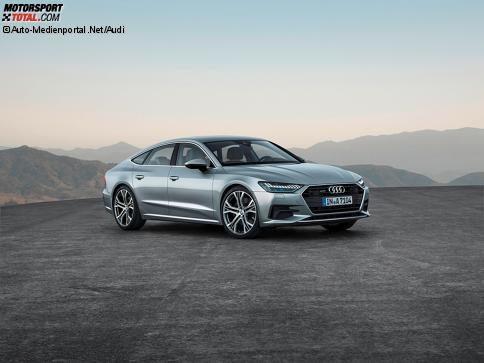 news audi a7 sportback 2018 info zu preis mae motor markstart auto bei motorsport. Black Bedroom Furniture Sets. Home Design Ideas