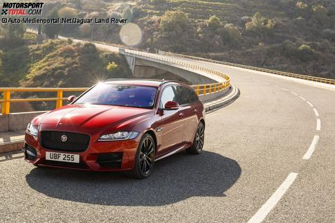 fahrberichte jaguar xf sportbrake 2017 test bilder info. Black Bedroom Furniture Sets. Home Design Ideas